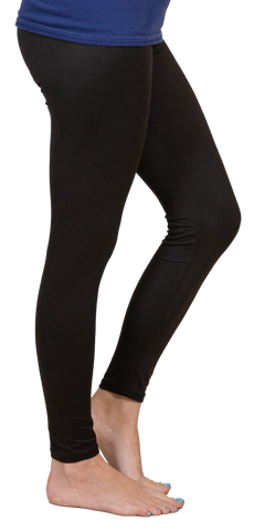 Black Leggings by Simply Southern