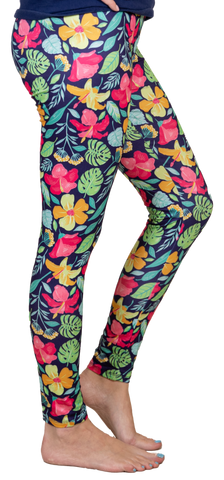 Garden Leggings by Simply Southern