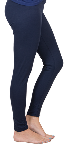 Navy Leggings by Simply Southern