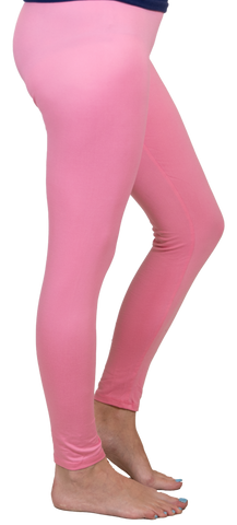 Pink Leggings by Simply Southern
