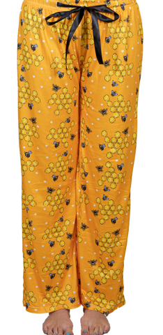 Bee Lounge Pants by Simply Southern
