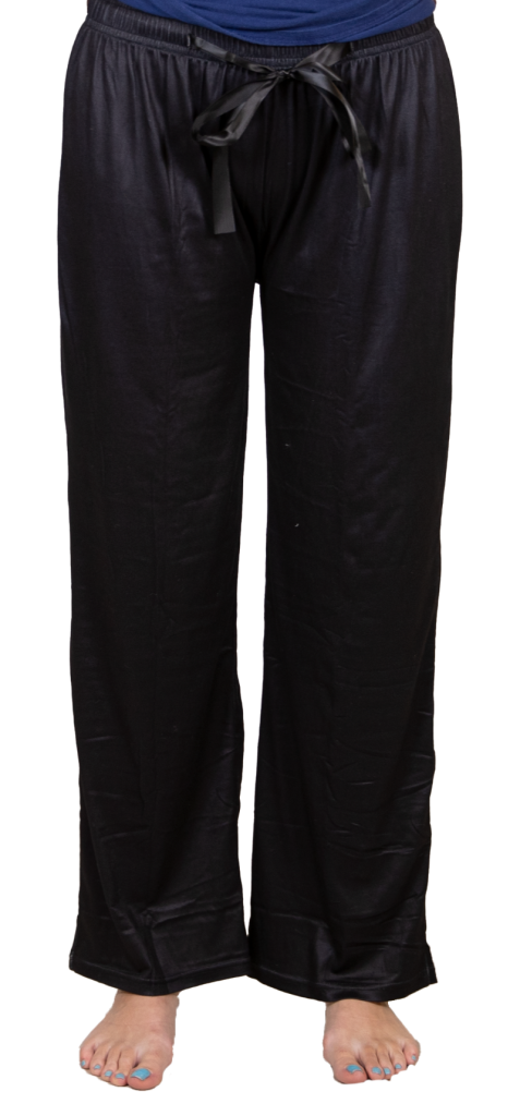 Black Lounge Pants by Simply Southern