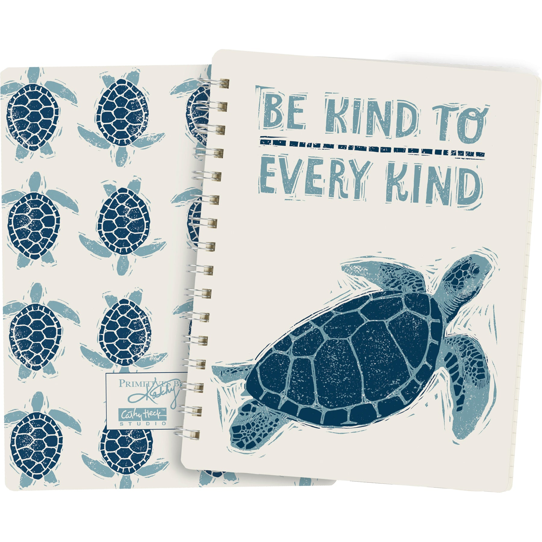 Spiral Notebook - Be Kind To Every Kind