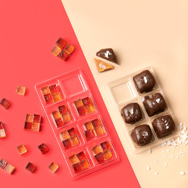 Chocolate Salted Caramel - Candy Cubes