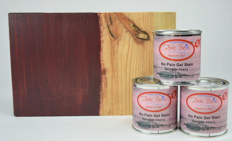 No Pain Gel Stain - Cherry