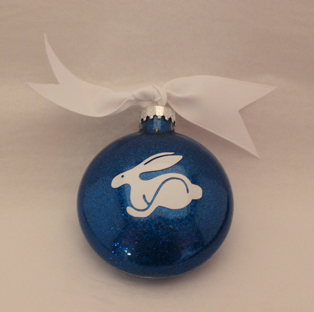 VW Rabbit Ornament