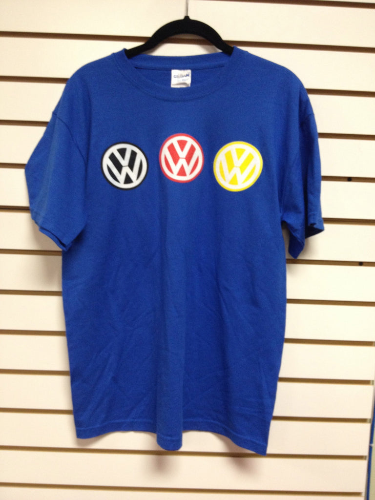 Men's 3 VW T-Shirt