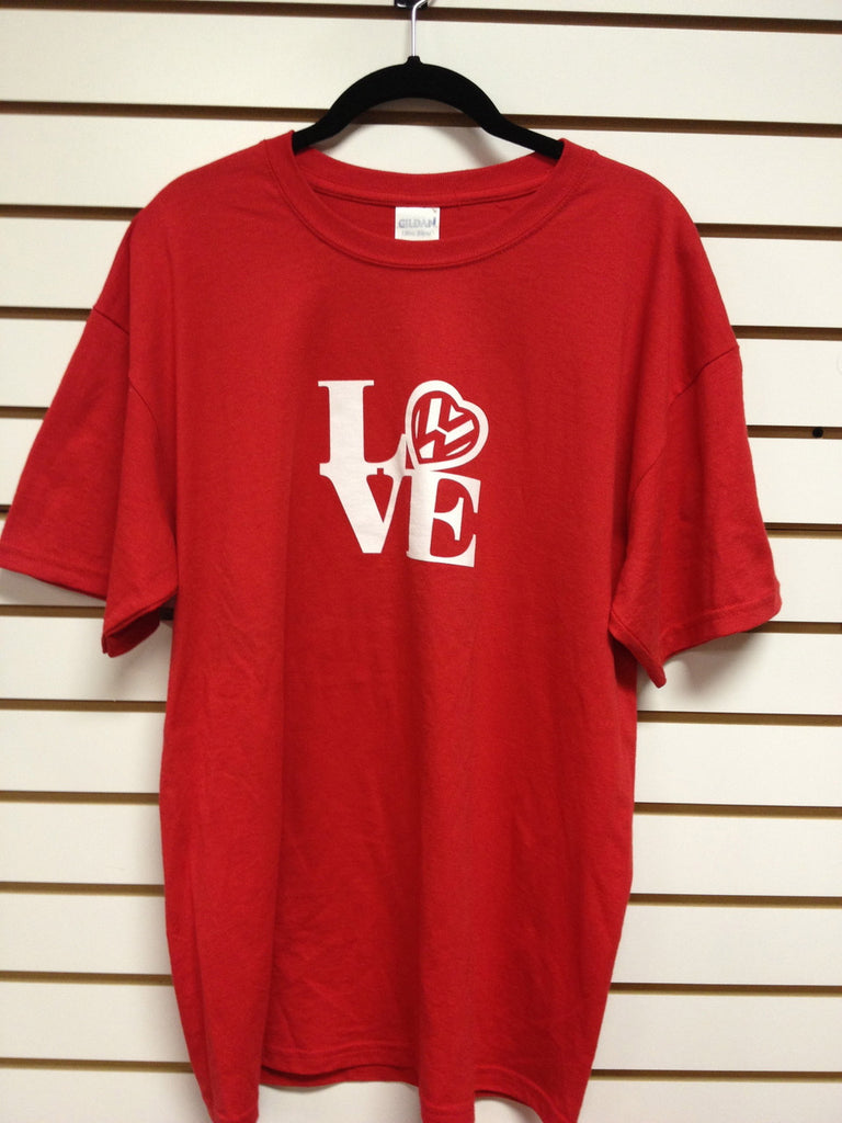 VW Men's LOVE T-shirt