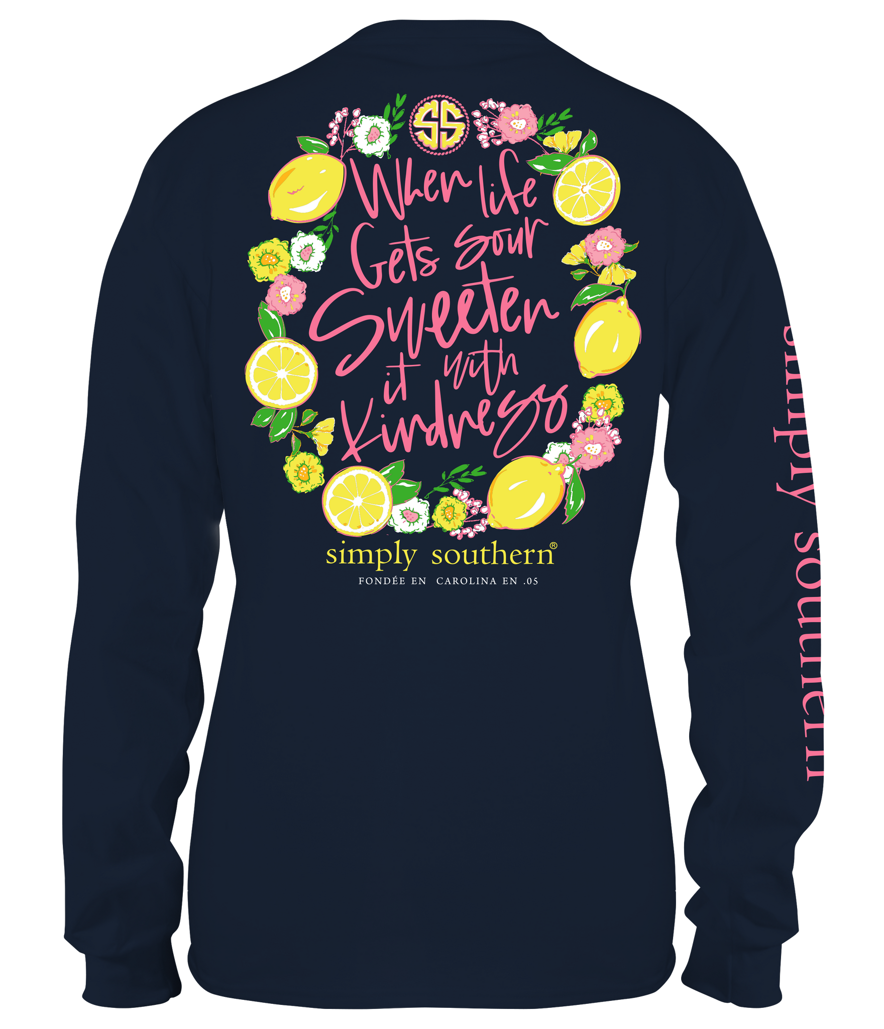 When Life Gets Sour Long Sleeve Tee