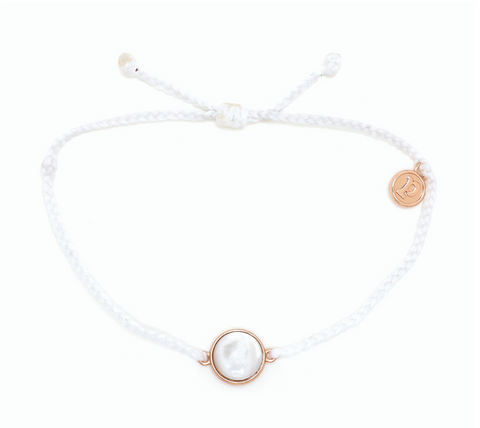 Mother of Pearl White Bracelet