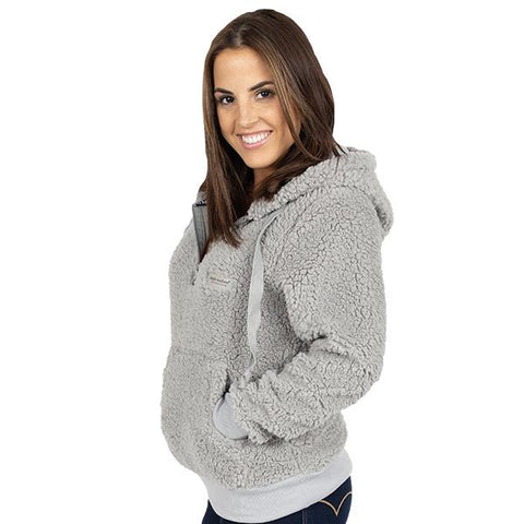 Gray Hooded Sherpa