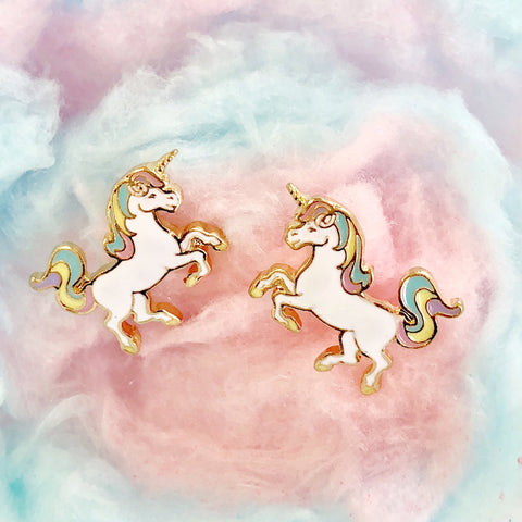 Unicorn Prep Obsessed Earrings