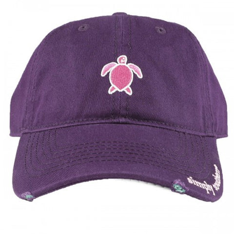 Hat - Pink Turtle