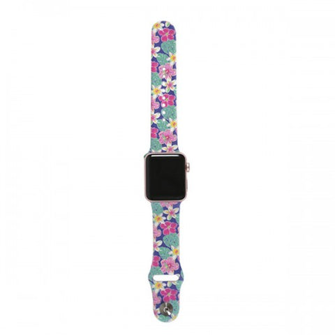 Apple Watch Band - Floral
