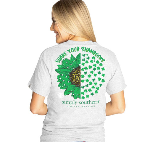 """Shake Your Shamrock"" Short Sleeve Shirt"
