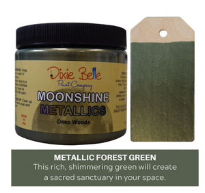 16oz Moonshine Metallic - Deep Woods