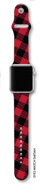 Apple Watch Band - Tartan Plaid