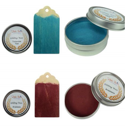Gilding Wax (8 Colors)