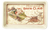 Trinket Tray Set - Santa Claus