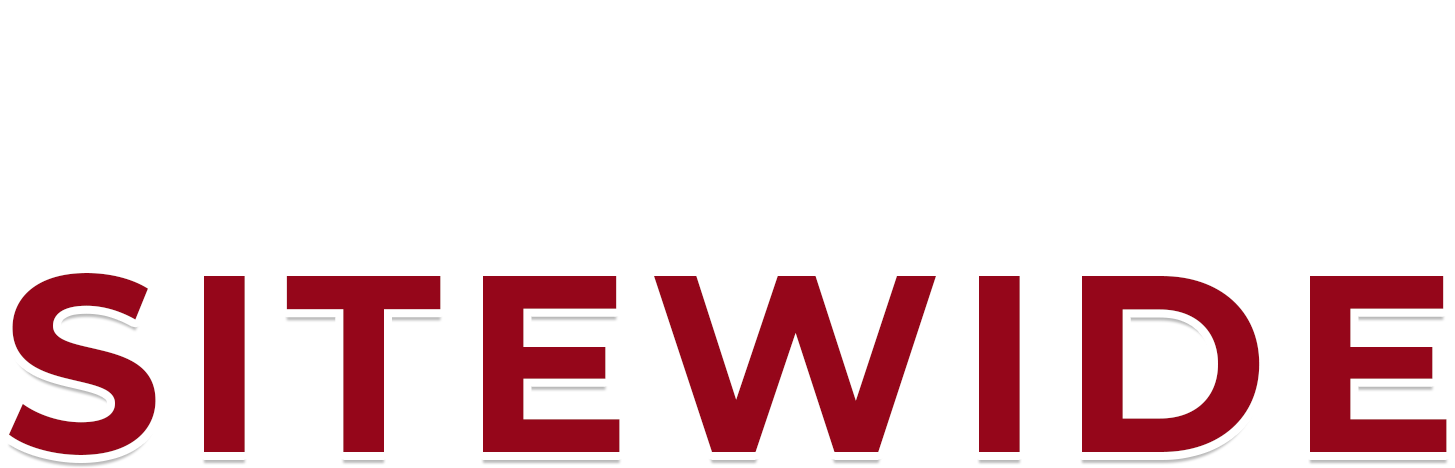 25 percent off sitewide