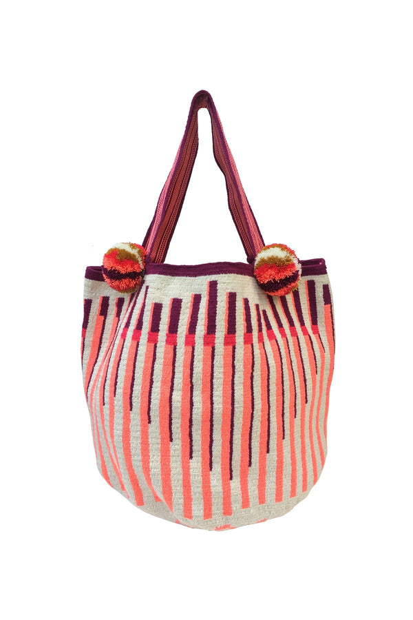 Tote Bag Costa * Corail