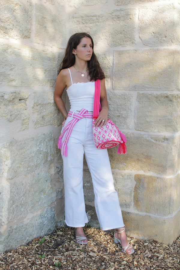 Sac Rumba * Rose