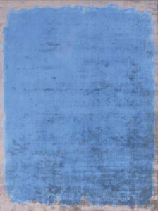 The Blue Ink Rug