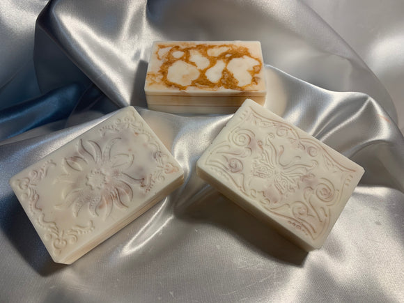 Barely Naked Shea Butter Soap