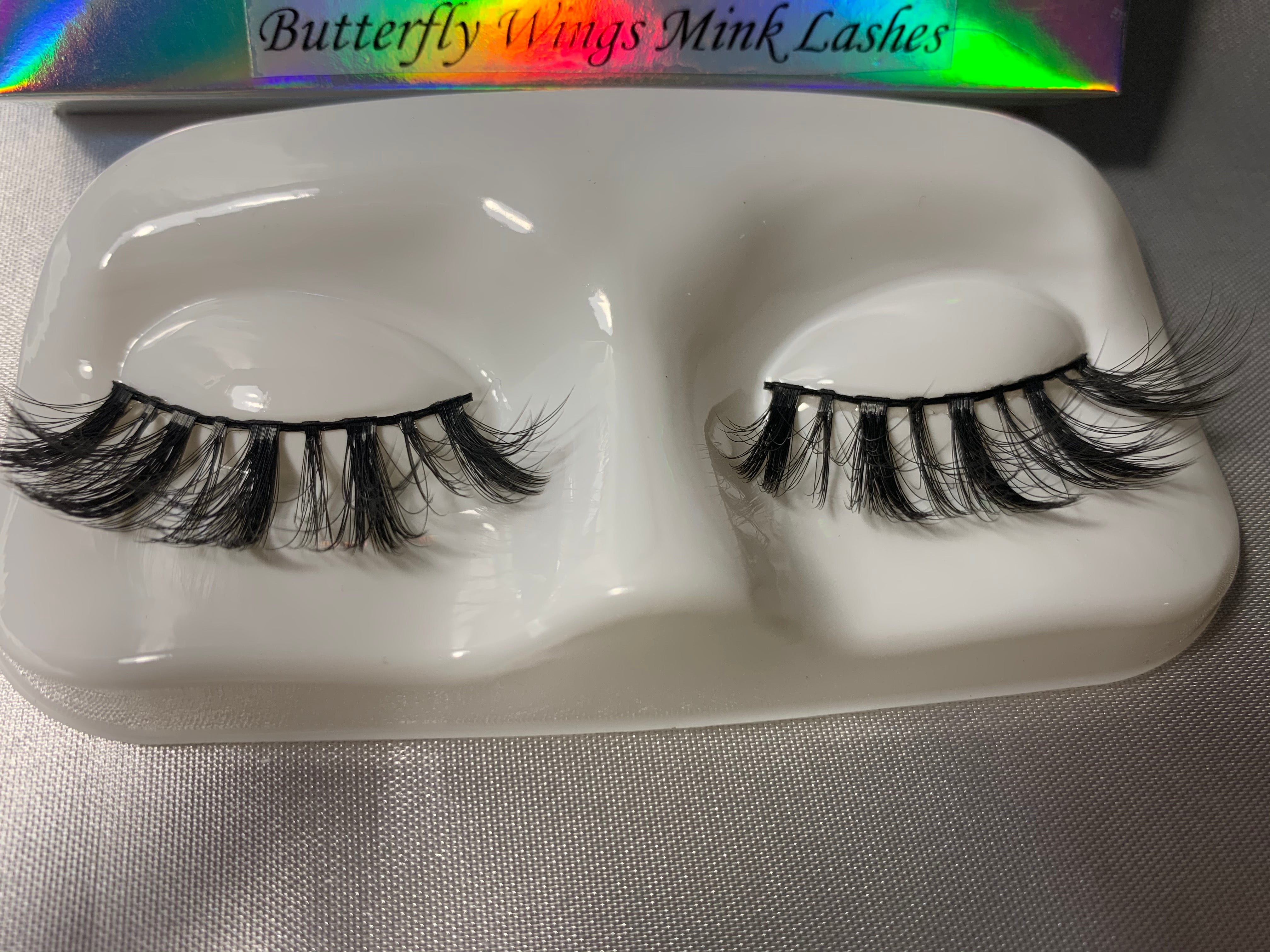 Butterfly Wings 3D Mink Lashes