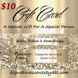 Gift Card-A Special Gift for A Special Person