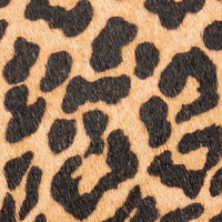 COW FUR LEATHER