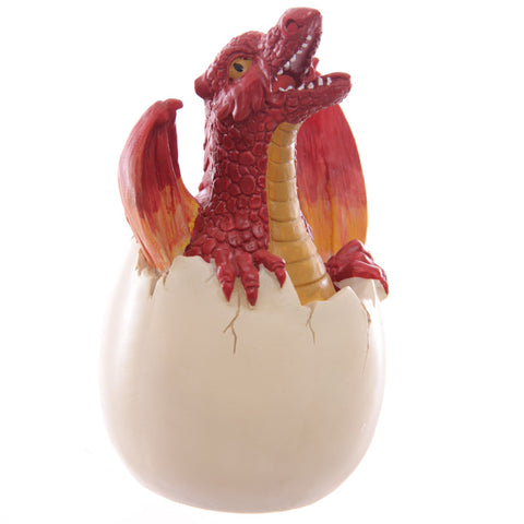 Fantasy Baby Dragon Egg Incense Holder