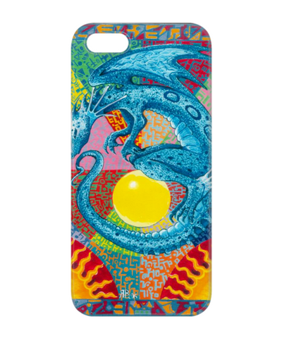 Kate's Dragon iPhone Case