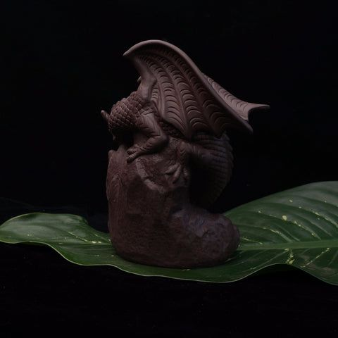 Dragon Back Flow Incense Burner