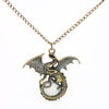 Image of Radiant Dragon Necklace