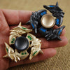 Image of Golden Dragon Zinc Alloy Fidget Spinner