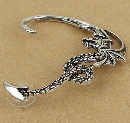 Left Arrow Dragon Ear Cuff/Wrap