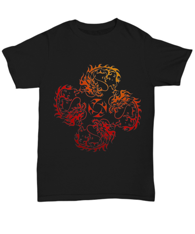 Fire Dragons Shirt