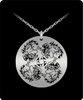 Image of Dragon Laser Engraved Necklace