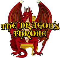 Armored Dragon Wall Crest – The Dragon's Throne