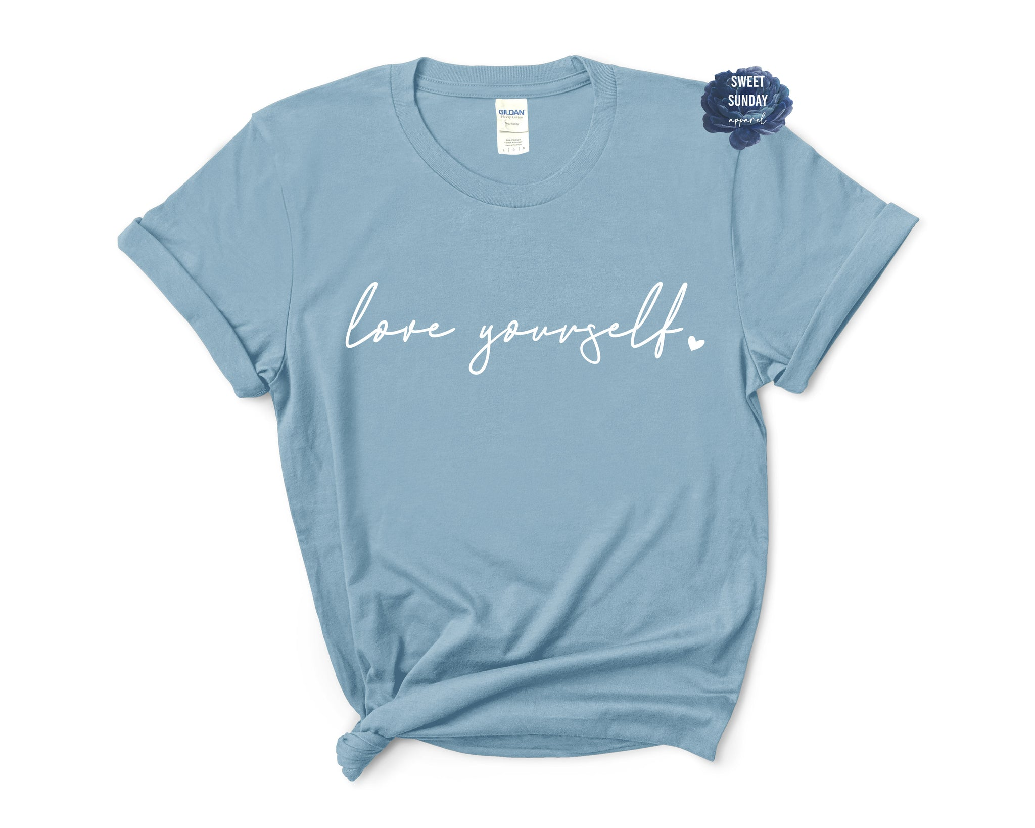 Love Yourself Relaxed Fit Tee