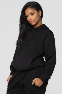 Kangaroo Hoodie For Ladies-Export Fit