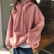 Load image into Gallery viewer, Kangaroo Hoodie For Ladies-Export Fit