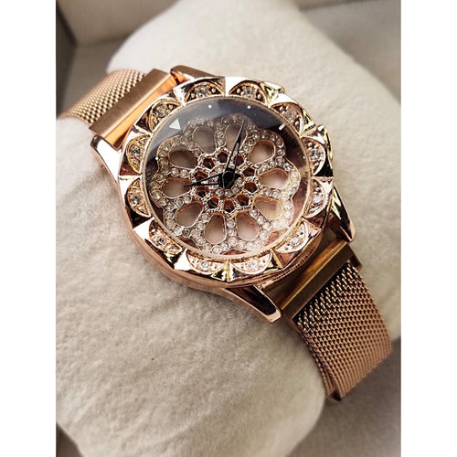 Ladies Magnetic Wrist Watch-Export Fit