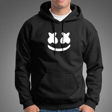 Load image into Gallery viewer, MARSHMELLO White Hoodie For Mens-Export Fit