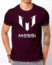 Load image into Gallery viewer, Messi T-Shirt For Mens-Export Fit