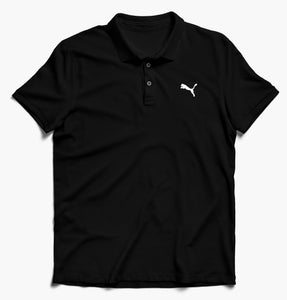 Puma Half Sleeves Polo T-Shirt For Men-Export Fit
