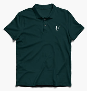 RF Tennis Half Sleeves Polo T-Shirt For Men-Export Fit
