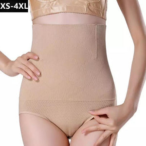 SLIM HIGH WAIST TUMMY SHAPING PANTIES – ADJUST TO ANY WAIST & HIP (536)-Export Fit