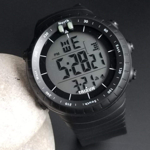 Tactical Gear Army Sports Wristwatch for Men-Export Fit
